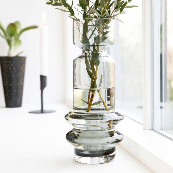 Sapa vase - grå