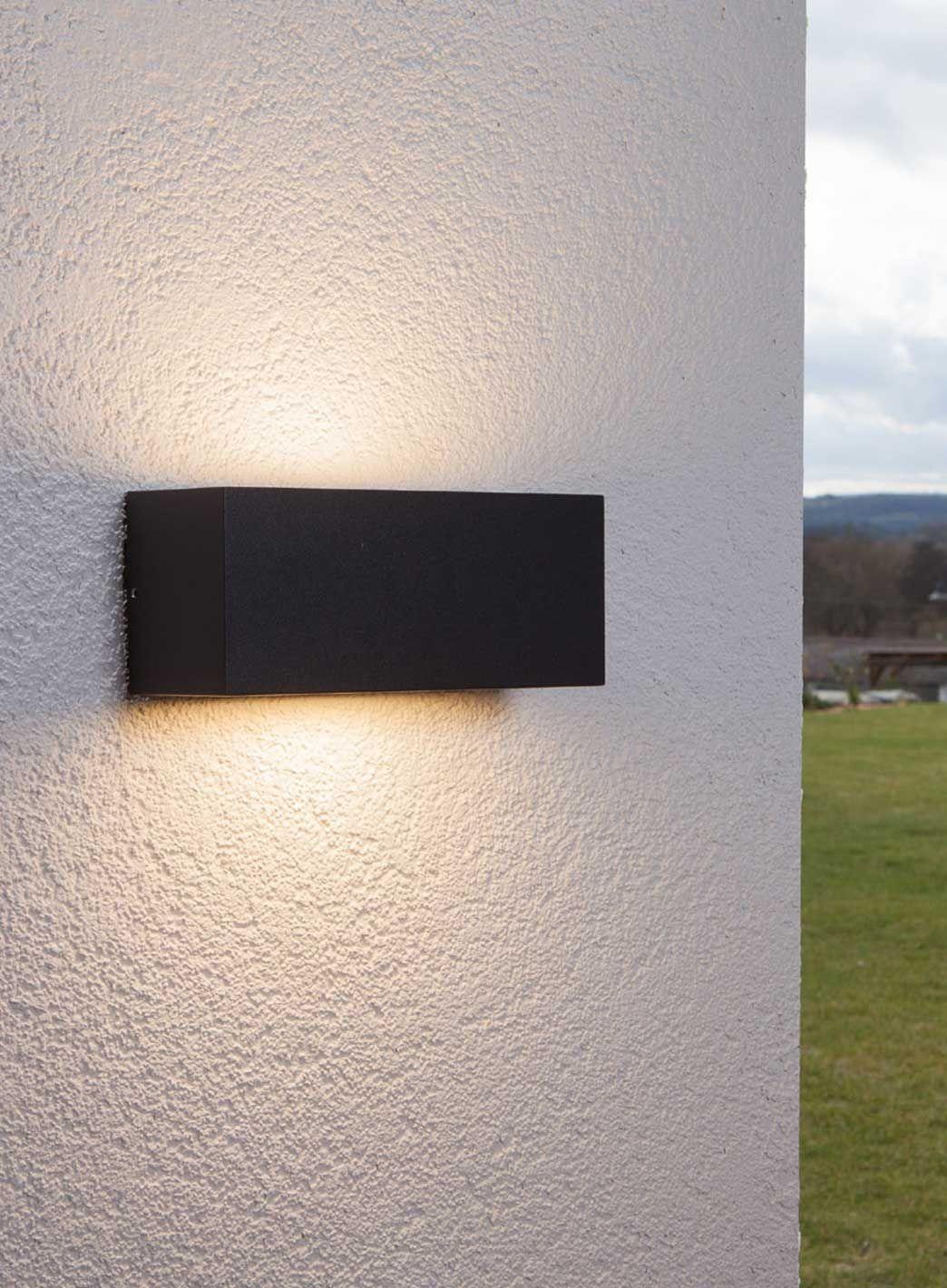 Utelamper til vegg | Lightup.no | 2