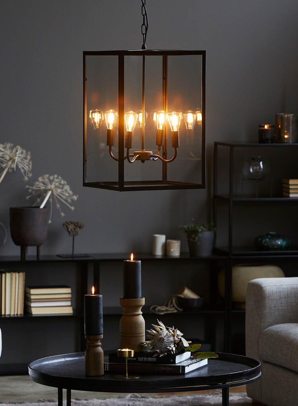 Venezia taklampe Sort | Best på lys