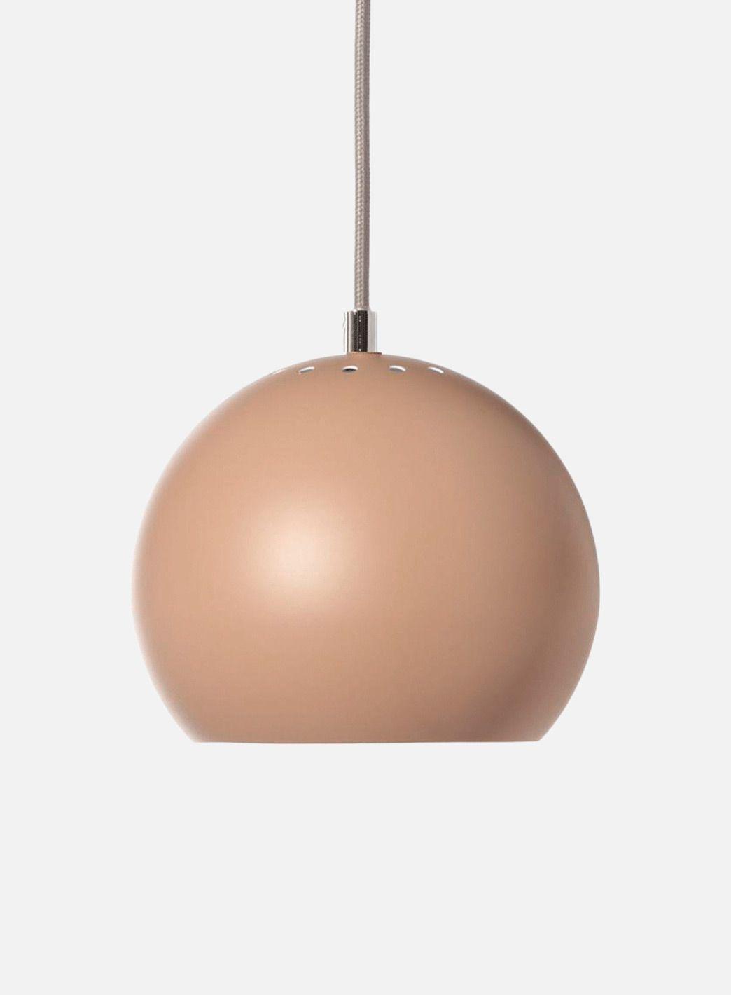 Ball taklampe   Lamper på nett Christiania Belysning