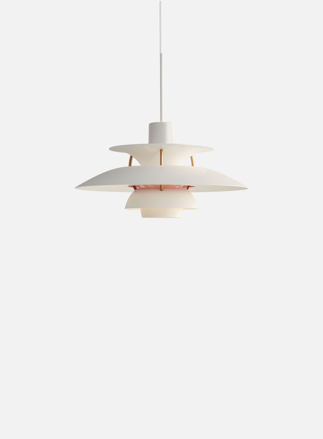 Louis Poulsen PH 5 taklampe | Christiania Belysning