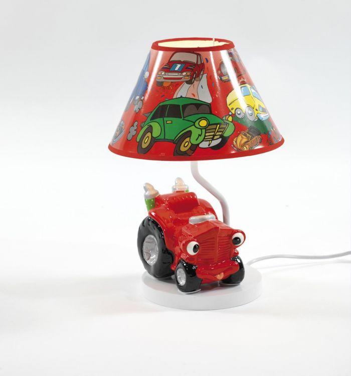 Traktor bordlampe - multi