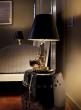 Guns Bedside bordlampe - 18K gull