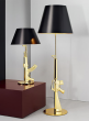 Guns Lounge bordlampe - 18K gull