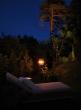 Lofoten 1946 utelampe - sort