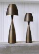 Anemon bordlampe liten - oxid