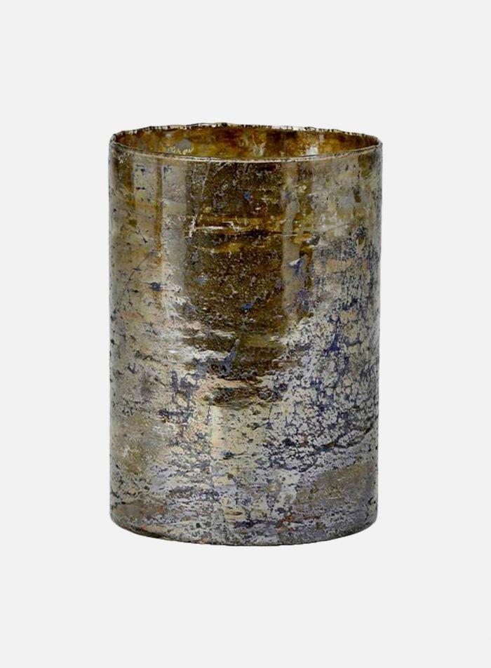 Arcas lysholder - antikk gull