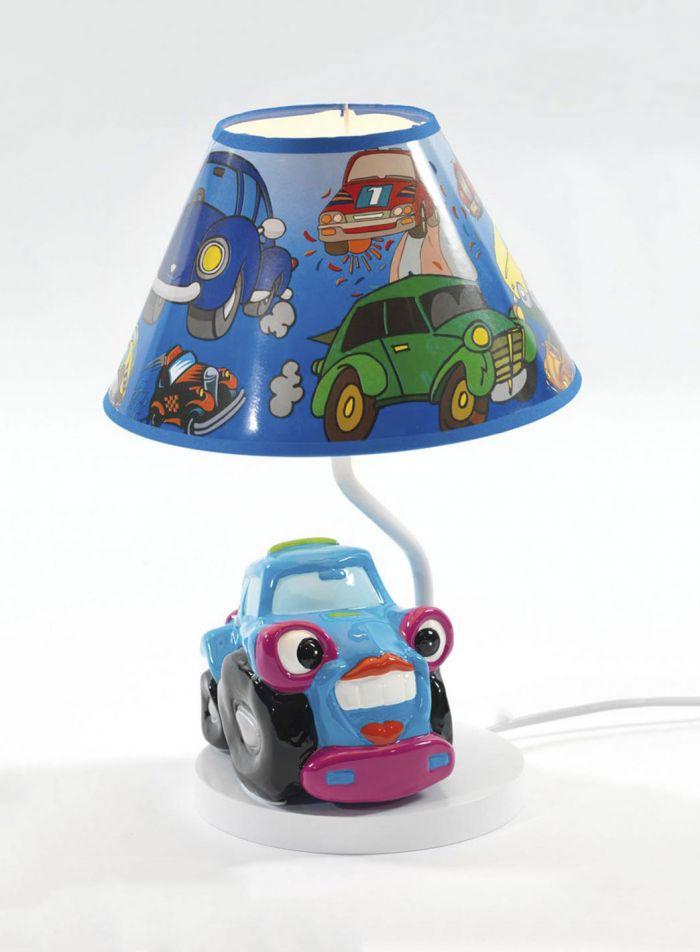 Bil bordlampe - multi