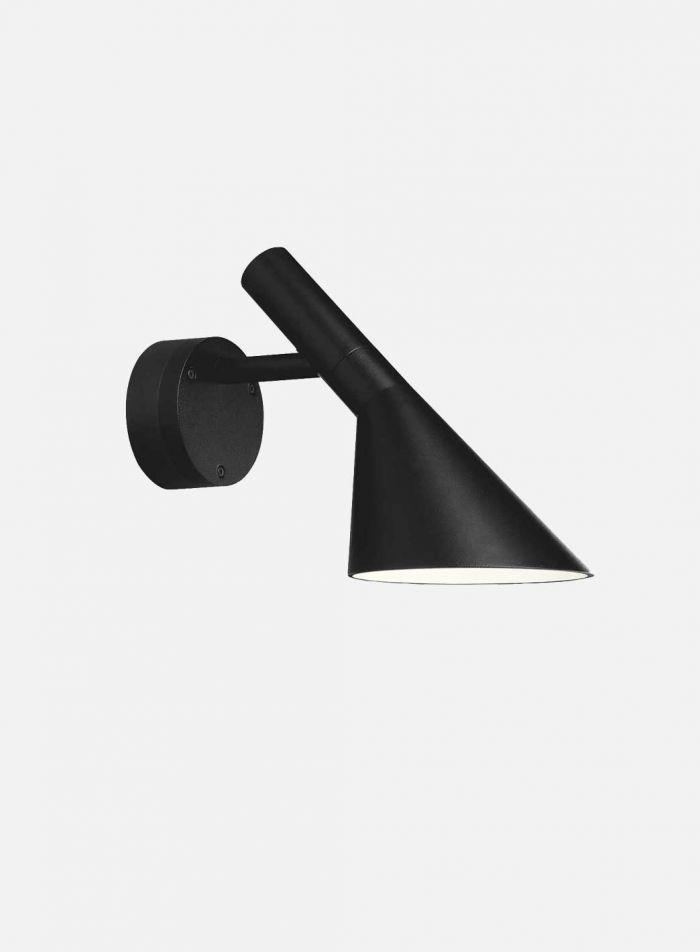 AJ 50 utelampe - sort