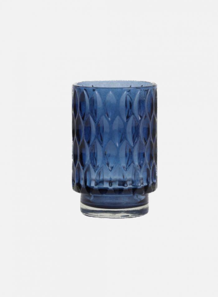 Grace telysholder - blå