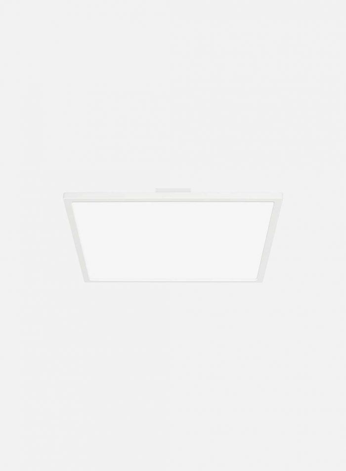 Ceres taklampe 35x35 - hvit