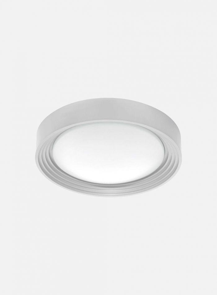 Ontaneda 1 LED utelampe - sølv