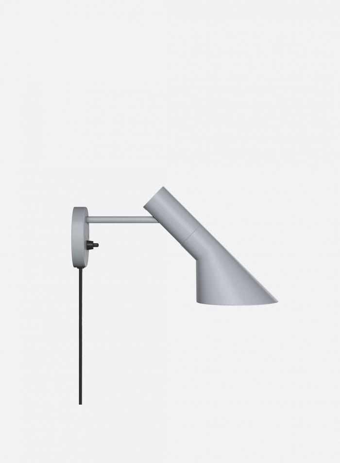 AJ vegglampe - lys grå