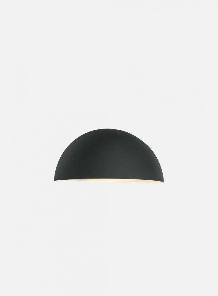 Paris 160 utelampe - sort