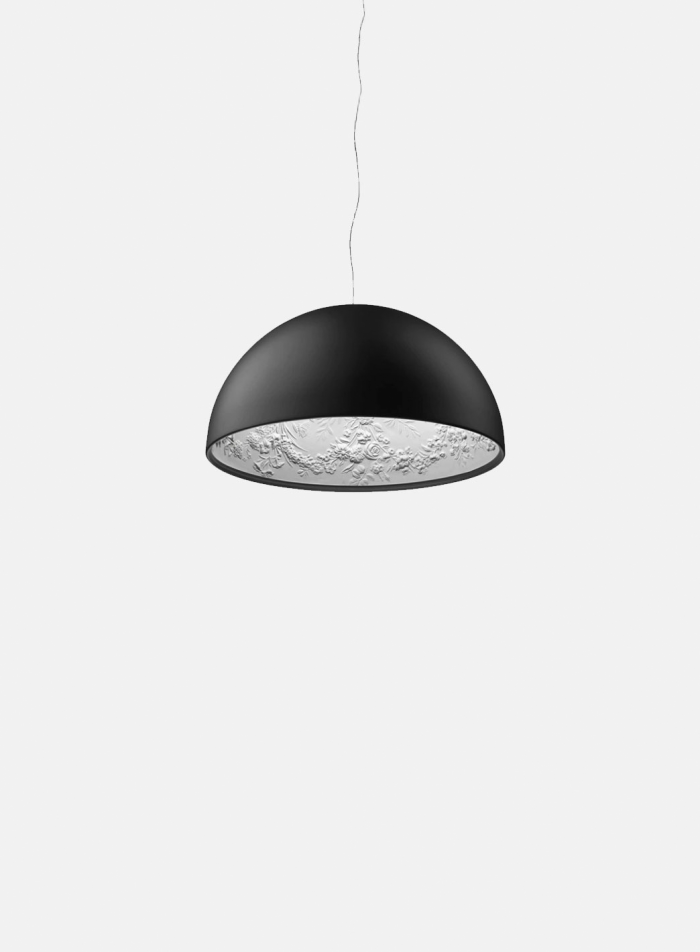 Skygarden 1 taklampe - matt sort