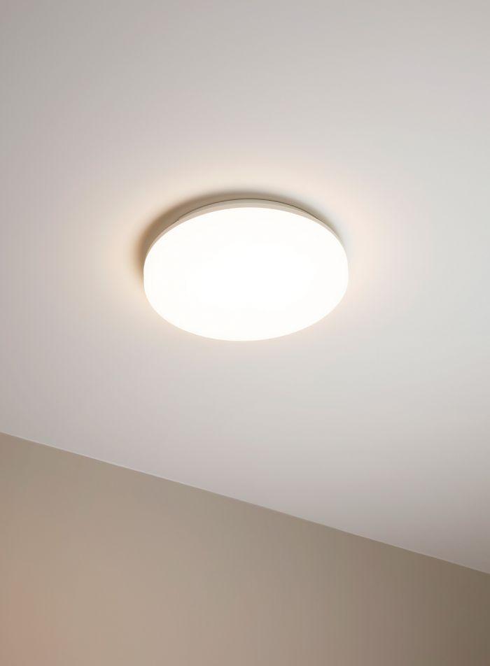 Evo taklampe Ø33 cm - hvit