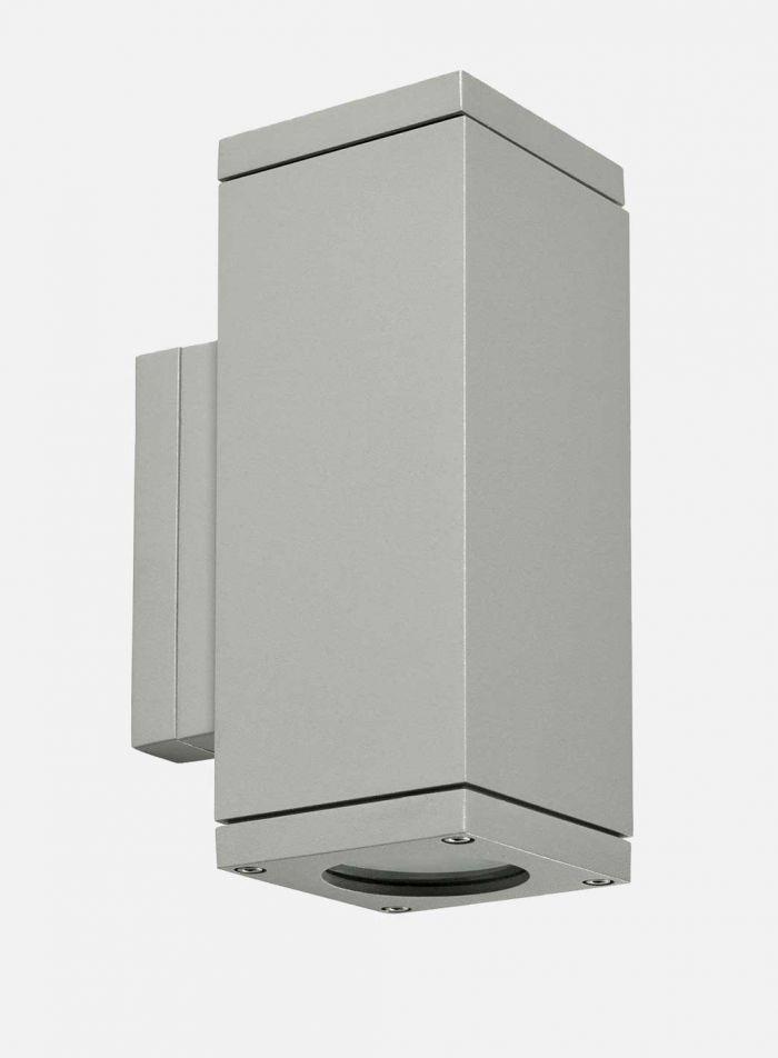 Sandvik 792 utelampe - aluminium