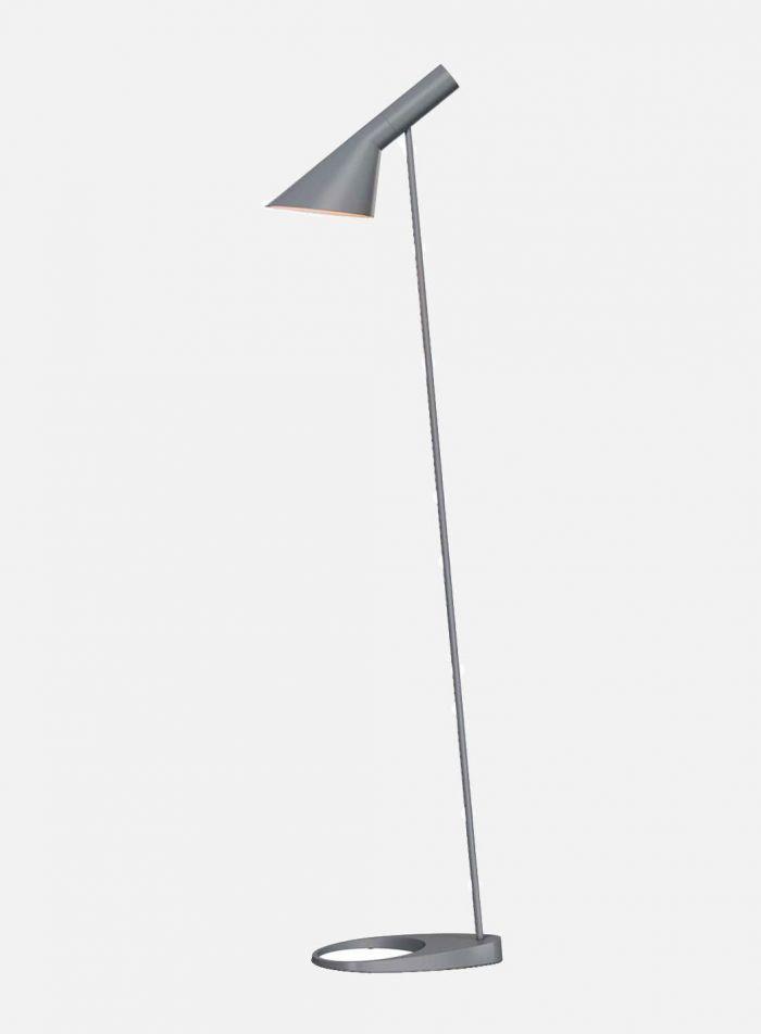 AJ gulvlampe - mørk grå