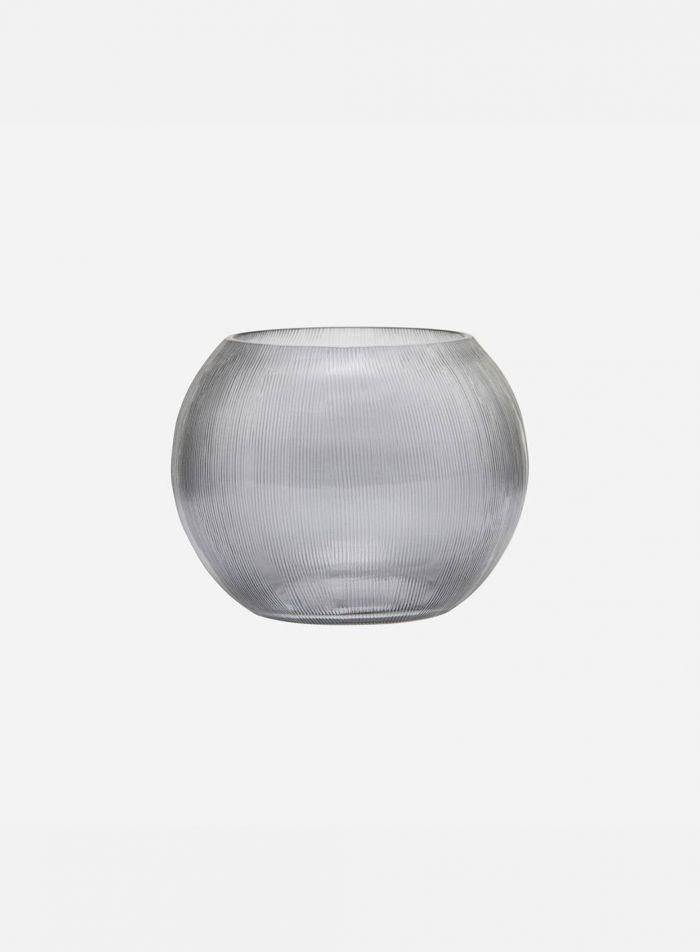 Chub telysholder Ø11 - grå
