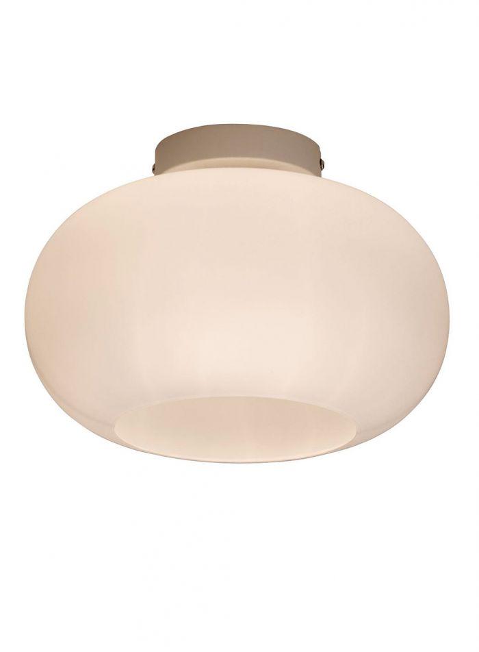 Mailand taklampe - opalhvit