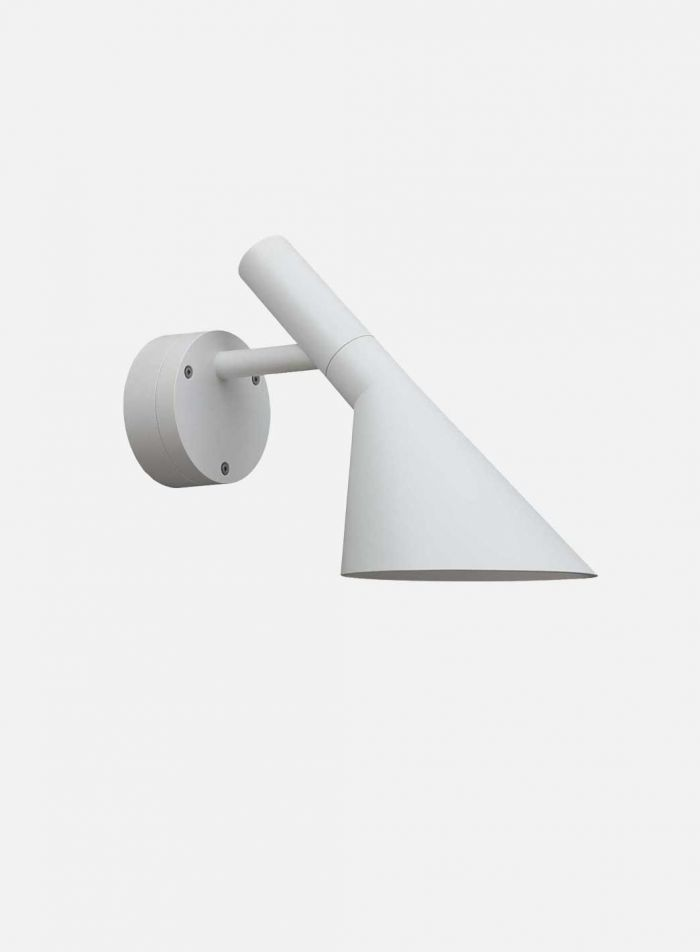 AJ 50 utelampe - hvit
