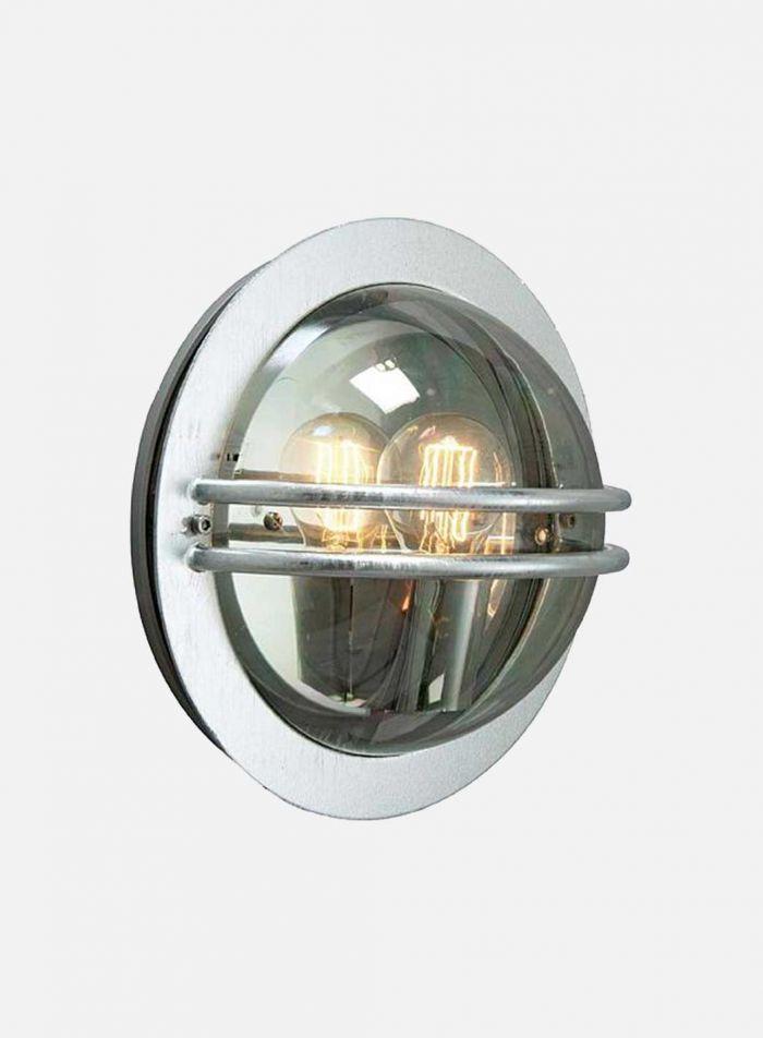 Bremen 630 utelampe - galvanisert stål