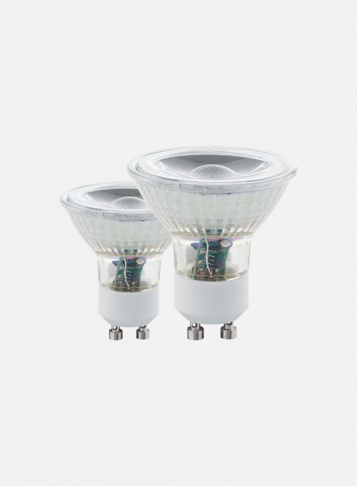LED-pære Spot GU10 3,3W ikke-dimbar