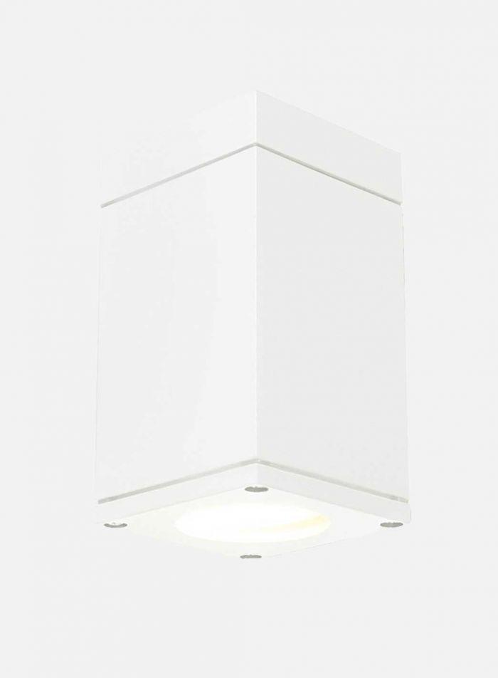 Sandvik 796 utelampe - hvit