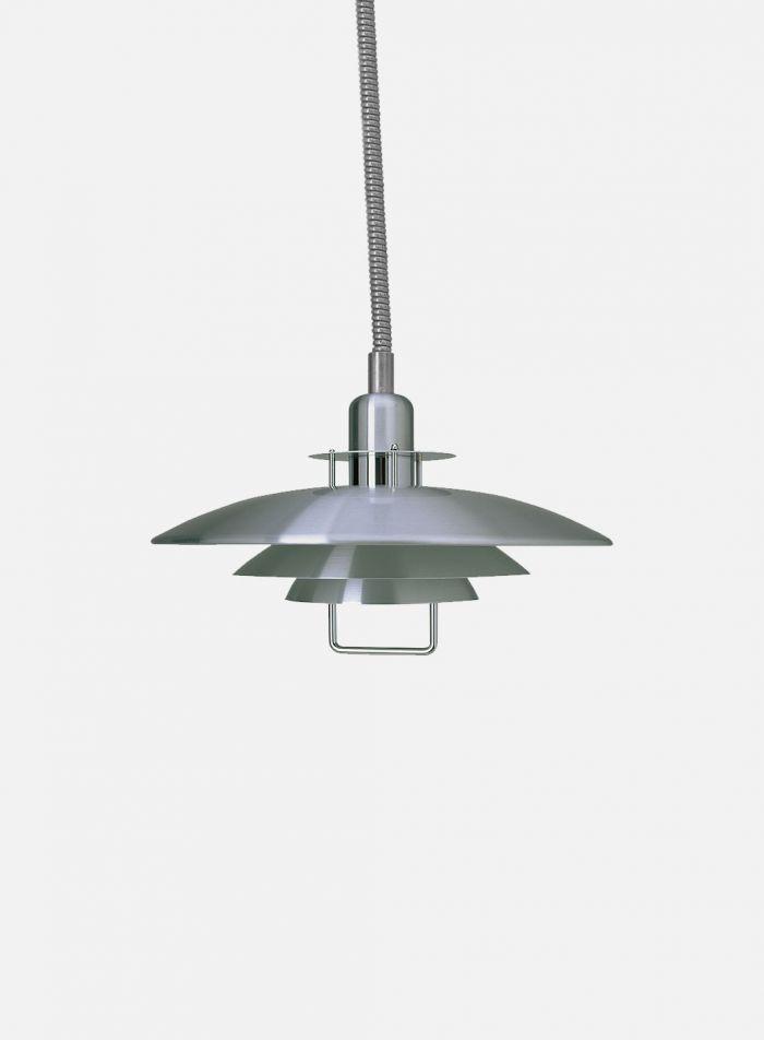 Primus II taklampe - aluminium
