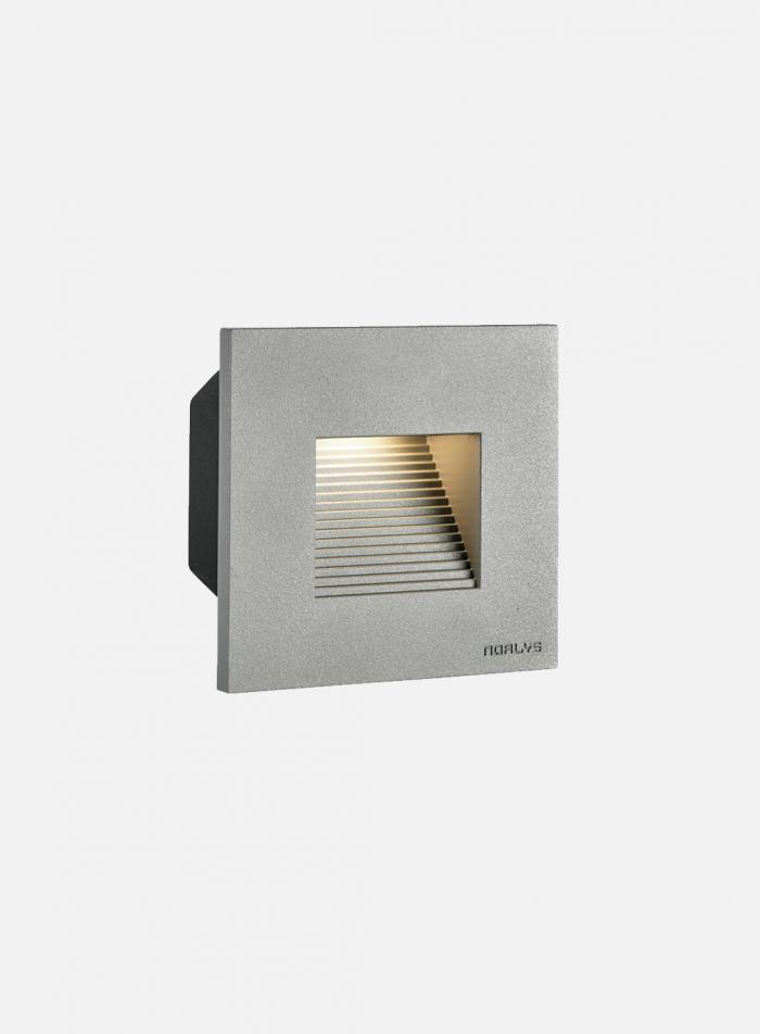 Namsos mini 1340 utelampe - aluminium