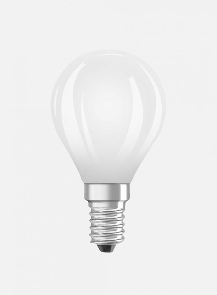 LED-pære Illum E14 2,8W - matt
