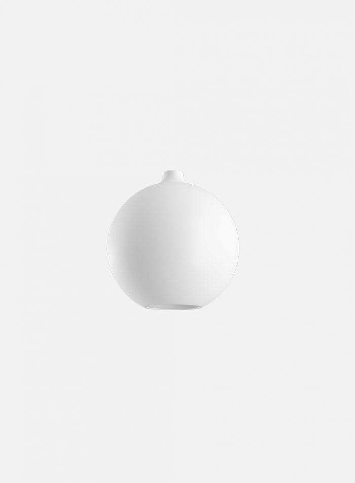 Wohlert reserveglass Ø30 - opal