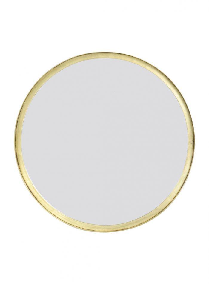 Bita speil ø40 cm - old bronse