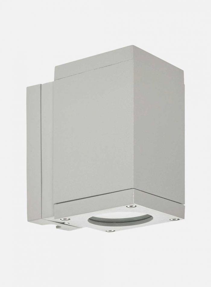 Sandvik 794 utelampe - aluminium