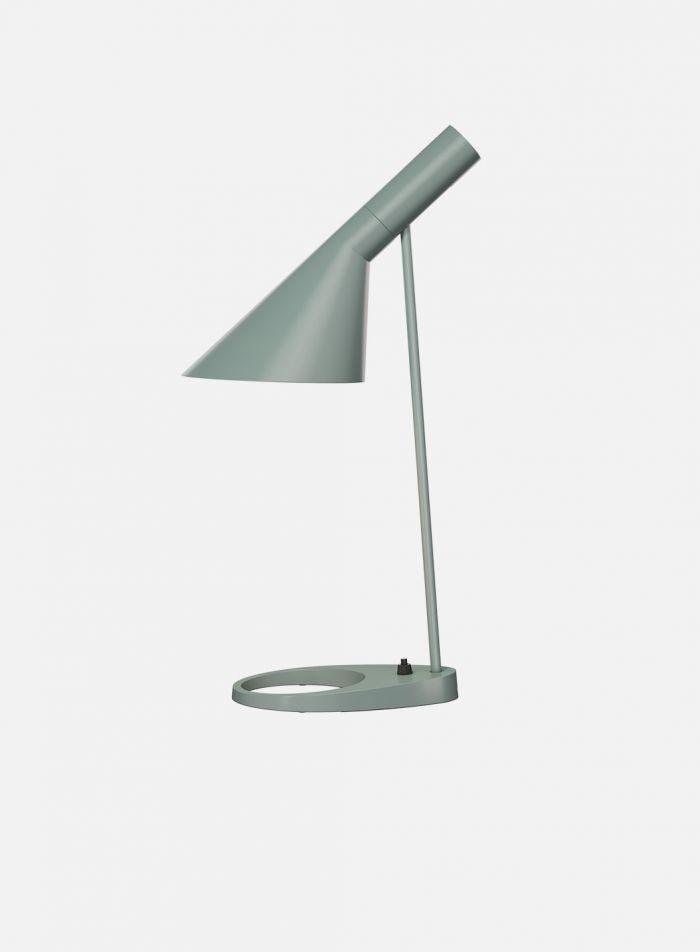 AJ bordlampe - blågrønn