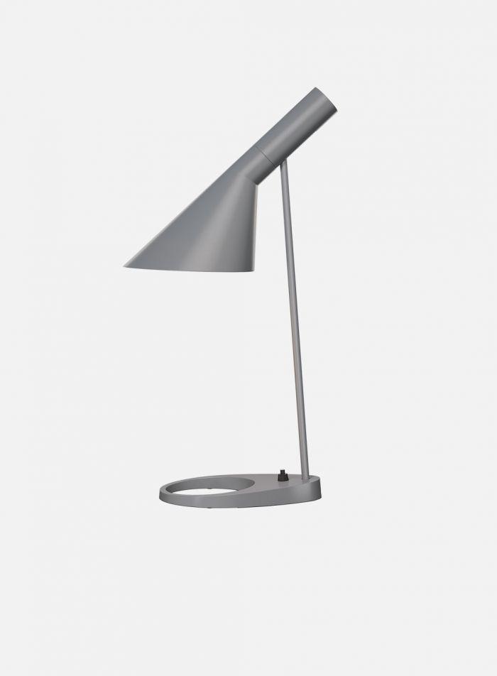 AJ bordlampe - mørk grå