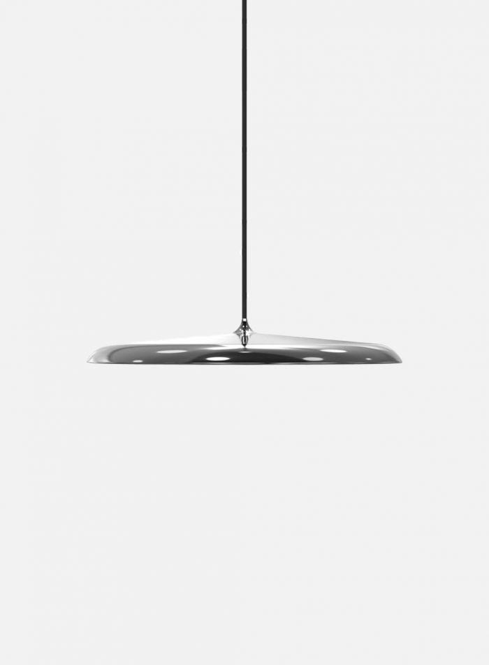 Artist taklampe Ø40 - sølv