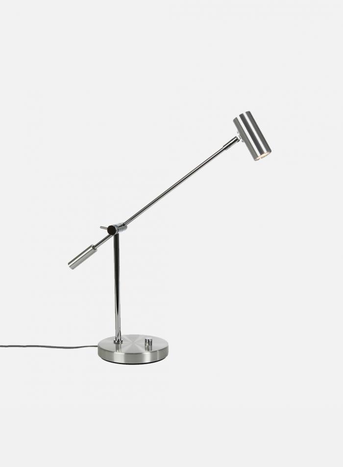 Cato LED bordlampe - aluminium