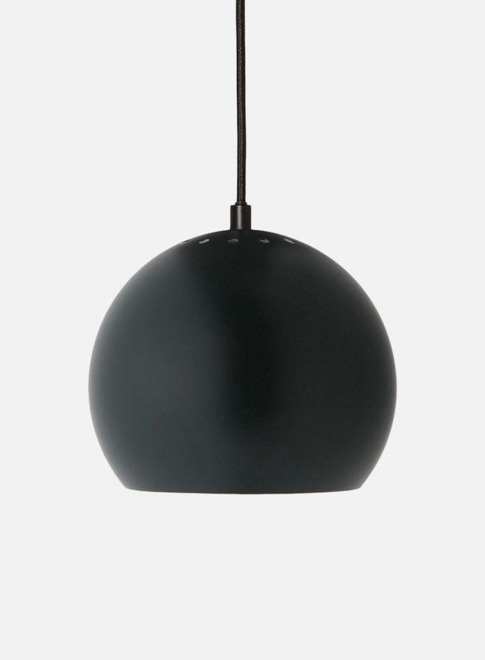 Ball taklampe - pine green
