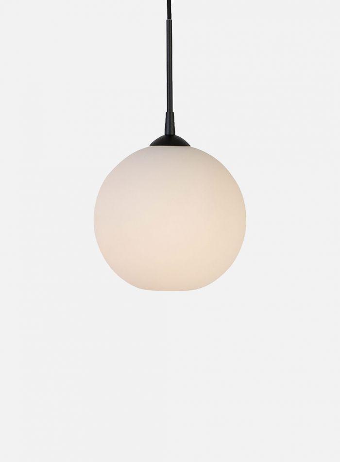 Capo taklampe Ø35 - opal