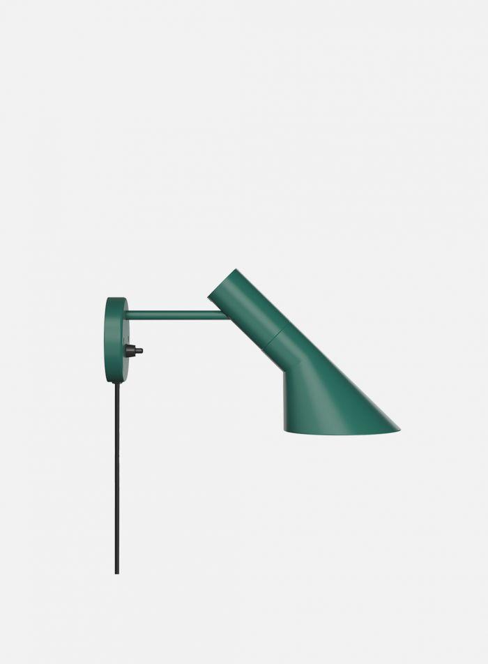 AJ vegglampe - mørk grønn