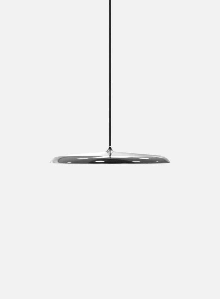 Artist taklampe Ø25 - sølv