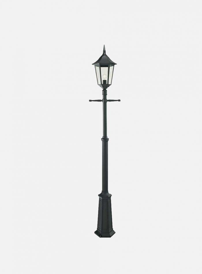 Modena 301 utelampe - sort